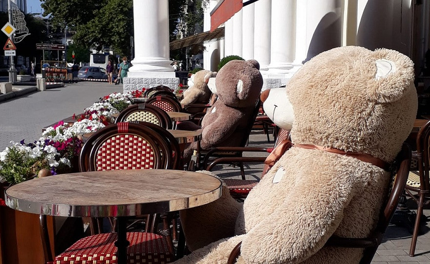 ForPost - Новости : Севсети#1286: Горящий Севастополь, распил Дикой Омеги и привет от Жеглова