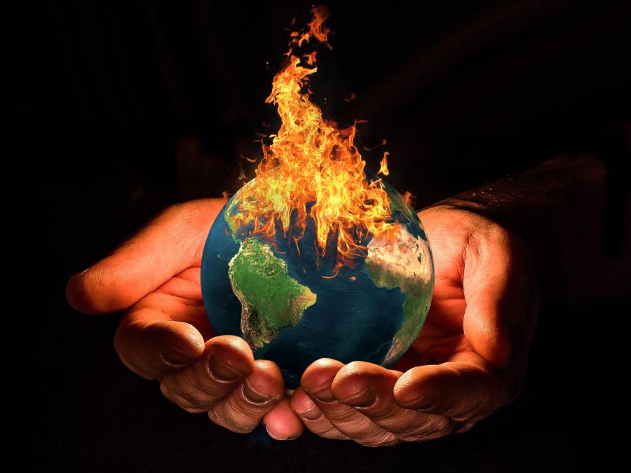 ForPost - Новости : Учёные опасаются, что Земля прошла точку невозврата