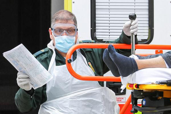 ForPost - Новости : Англия — новый лидер по числу заражений коронавирусом в мире