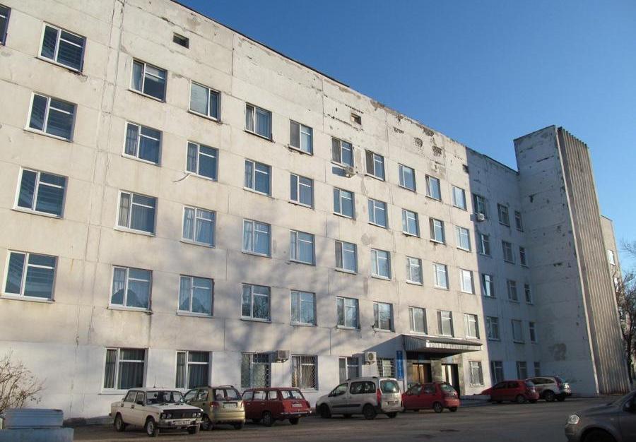 ForPost - Новости : Территорию у больничного комплекса в Севастополе ждёт масштабное благоустройство