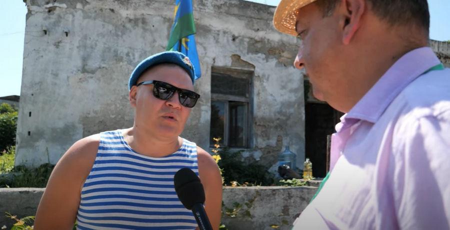 ForPost - Новости : Афган, Чечня, дядя Вася: в Севастополе отметили 91-ю годовщину ВДВ
