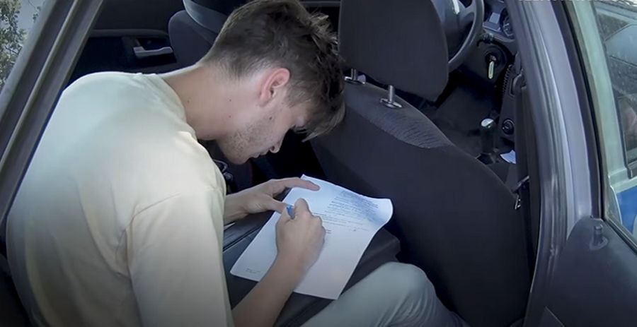 ForPost - Новости : Недопуском журналиста ForPost на брифинг в Херсонесе займется Следственный комитет
