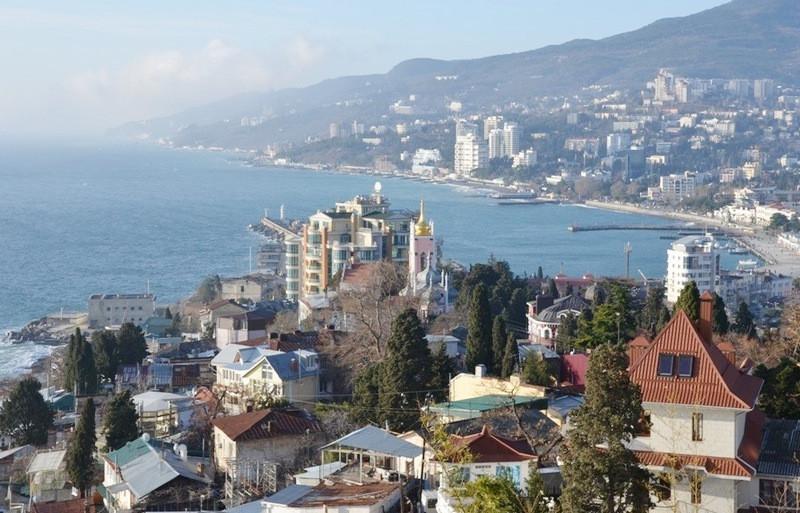 ForPost - Новости : Сколько Крым заработал на туристах за полгода