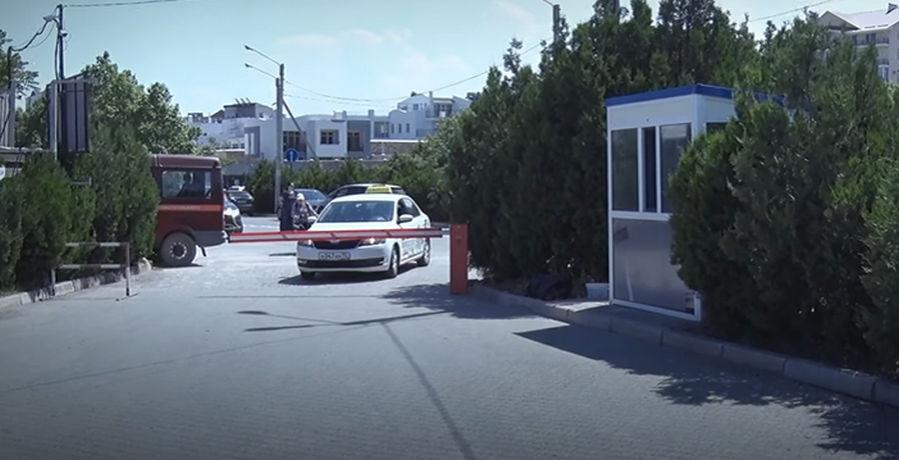 ForPost - Новости : Незаконной парковке у «Аквамарина» прокуратура Севастополя не указ