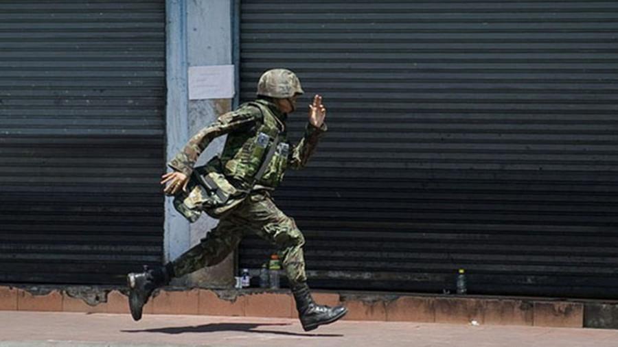 ForPost - Новости : Сбежавший в Забайкалье военный сдался в Севастополе спустя полгода