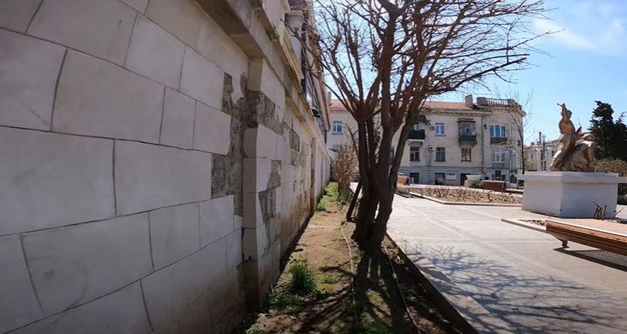 ForPost - Новости : В Севастополе заявили о пропаже миллионов на реконструкции главной улицы города