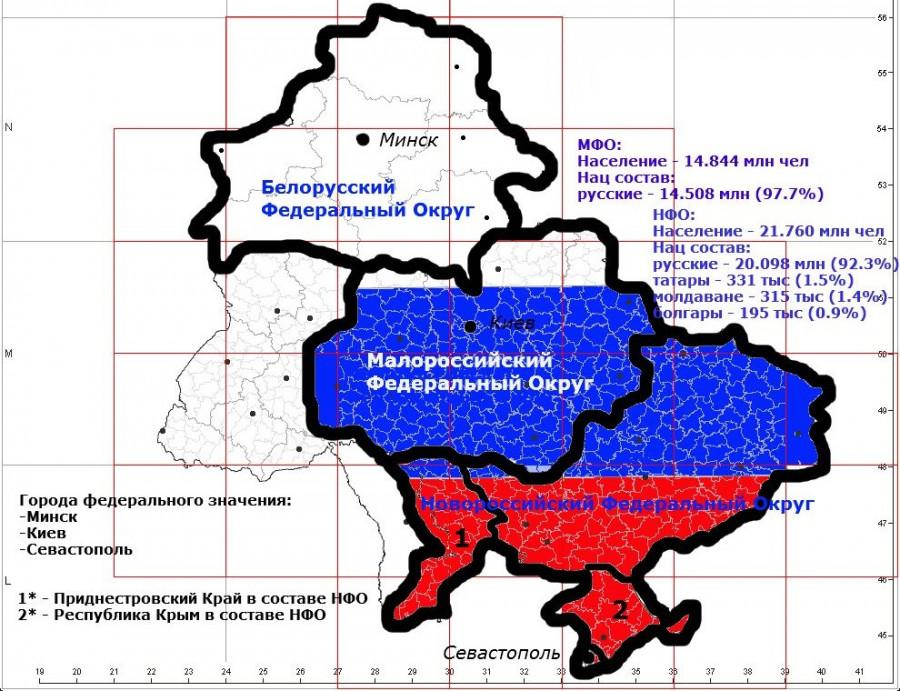 ForPost - Новости : В Киеве требуют от Запада объявить Белоруссию «красной линией» для Путина