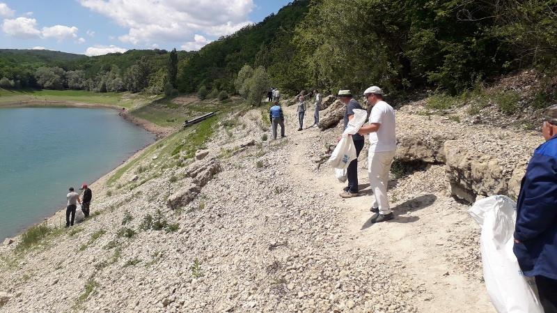 ForPost - Новости : Водохранилища Крыма получили последнюю воду