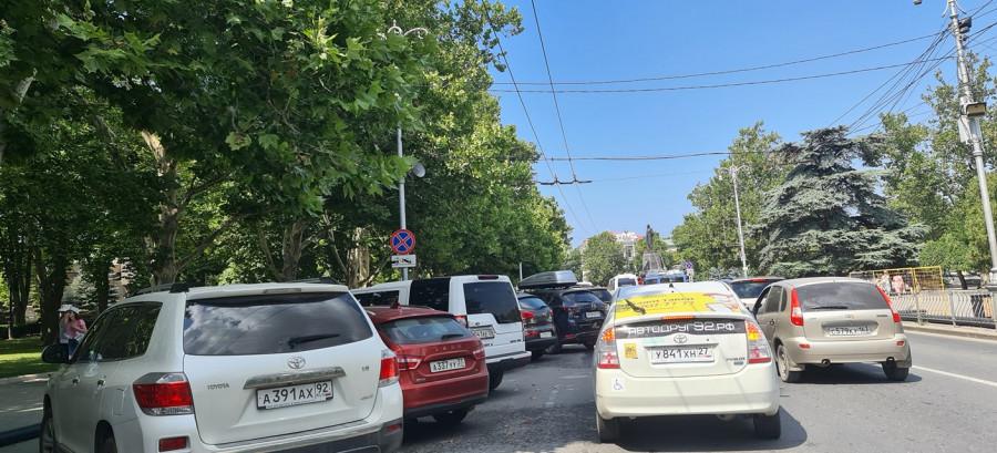 ForPost - Новости : СевСети #1289. Запретный клип, новая реставрация и парковки Севастополя