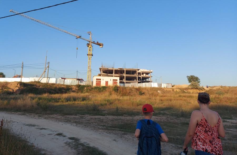 ForPost - Новости : Как и почему застраивается Голубая бухта в Севастополе