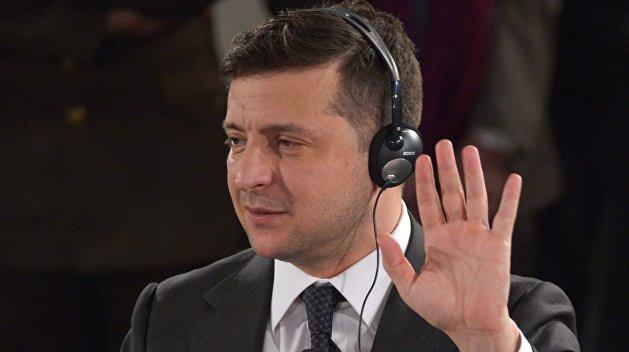 ForPost - Новости : Зеленский предложил жителям Донбасса переехать в Россию
