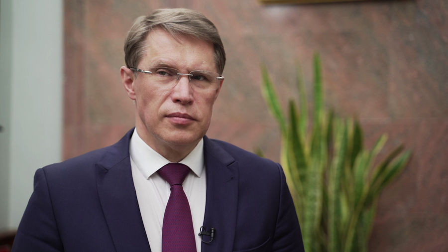 ForPost - Новости : Министр здравоохранения РФ Мурашко рассказал о тревожной ситуации в Севастополе