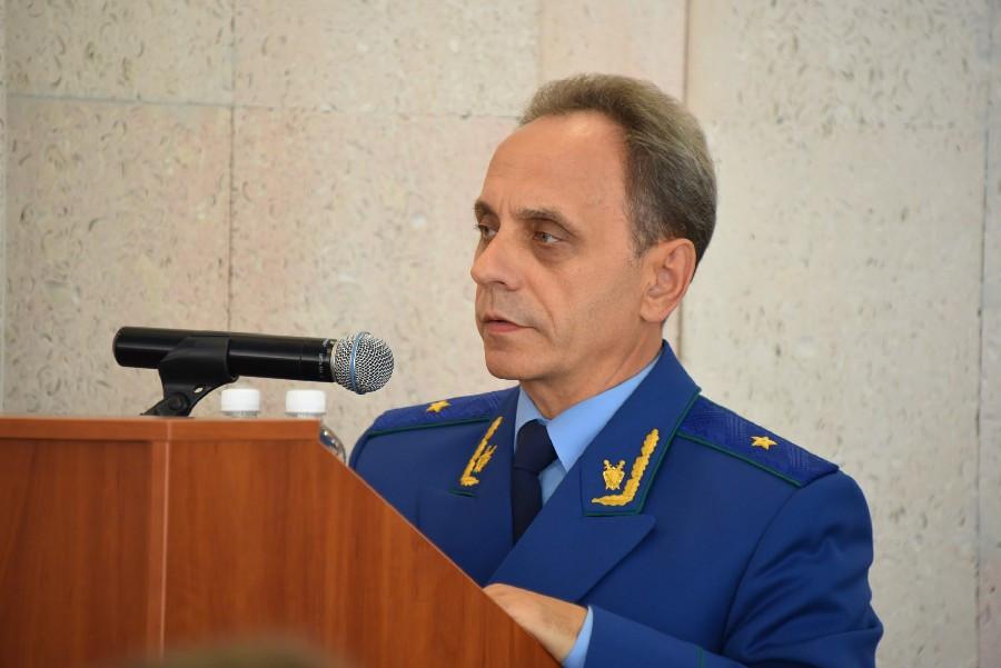 ForPost - Новости : Зампрокурора Севастополя Владимир Агапов ушёл в отставку
