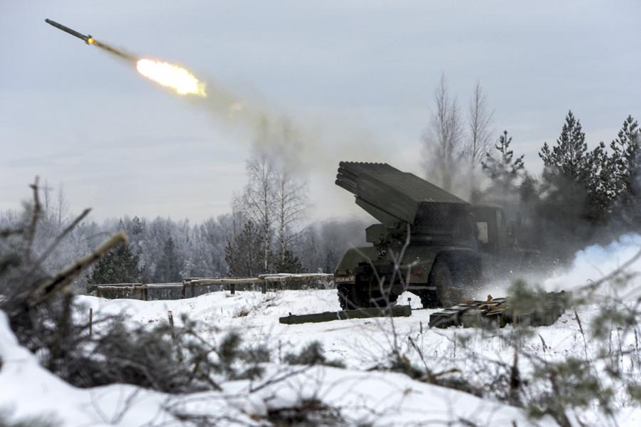 ForPost - Новости : В США оценили разработку «робокатюши» в России, способную одним залпом сметать деревни