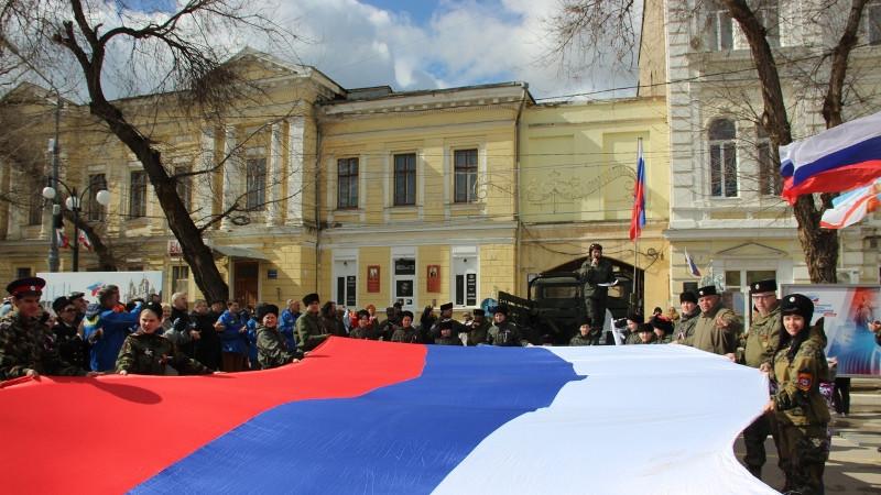ForPost - Новости : Юго-Восток Украины мечтает повторить судьбу Крыма