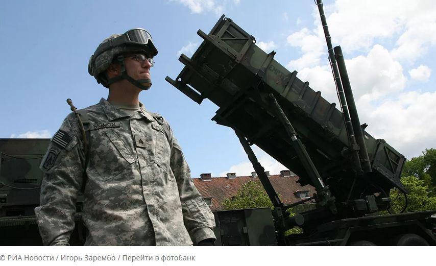 Украина предложила развернуть на своей территории силы ПВО США