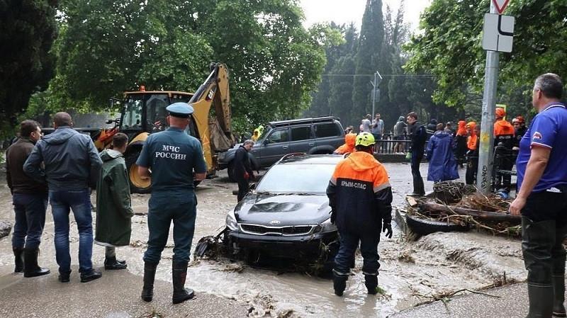 ForPost - Новости : В Керчи готовится эвакуация из-за непогоды