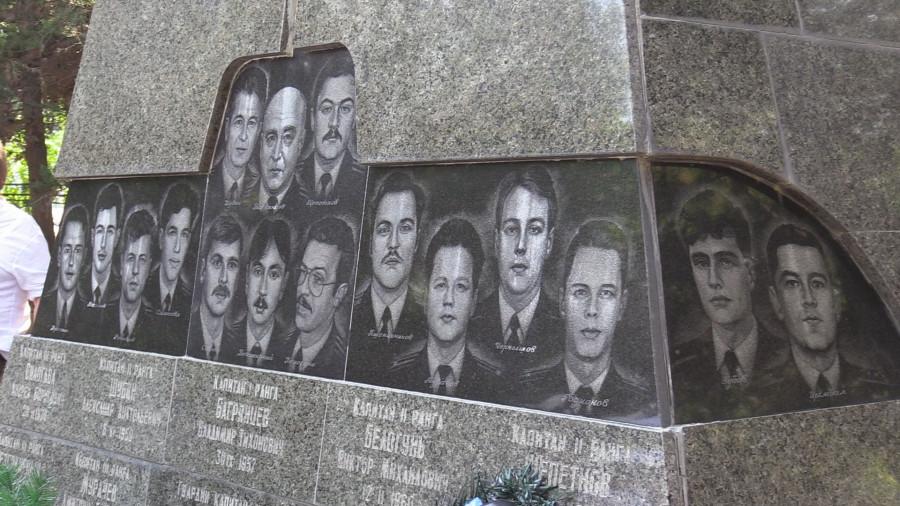 ForPost - Новости : В Севастополе назвали поименно всех погибших на АПРК «Курск»