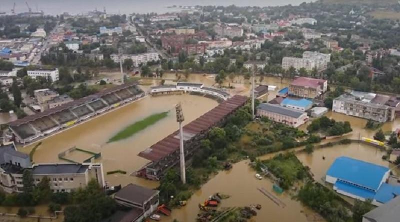 ForPost - Новости : Керчь продолжает заливать водой
