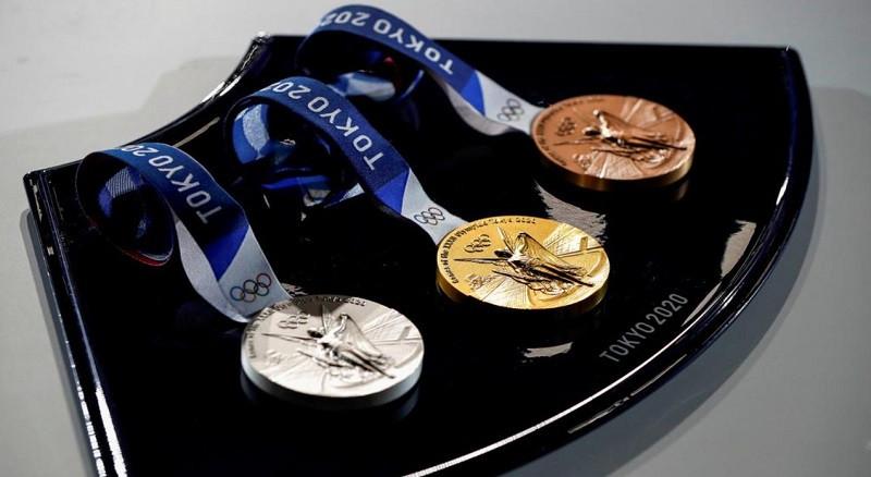 ForPost - Новости : Названы размеры официальных вознаграждений за медали Олимпиады в Токио