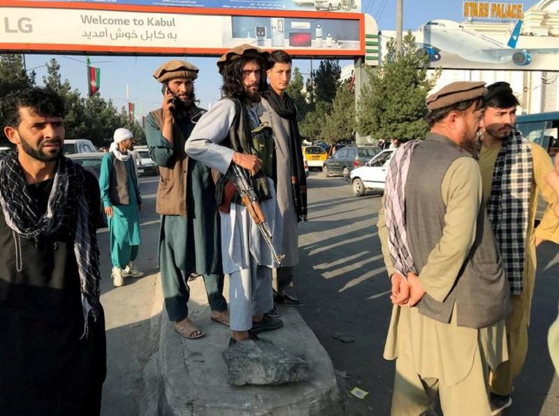 Афганистан: ну вот и всё