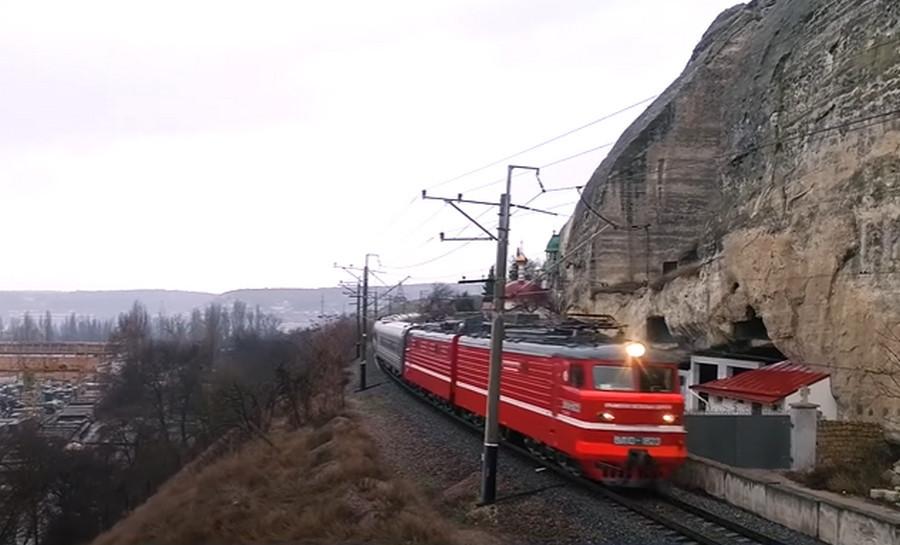 ForPost - Новости : Севастопольская городская электричка сможет перевозить до 8 млн пассажиров в год
