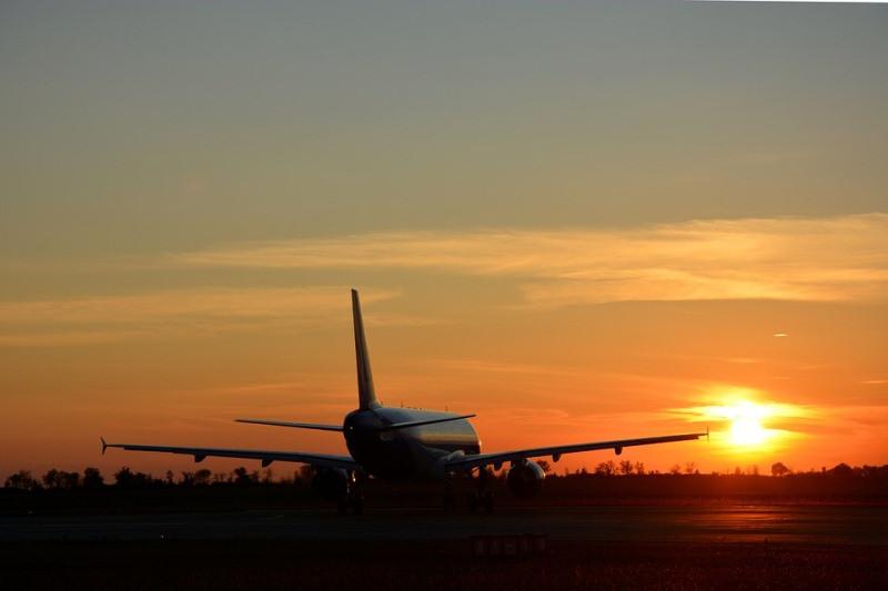 ForPost - Новости : Самолет из Крыма вместо Белгорода приземлился в Москве