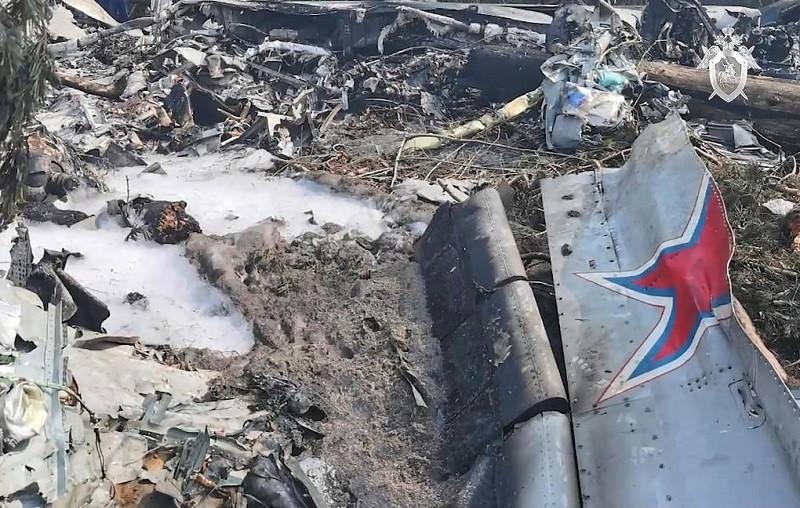 ForPost - Новости : Названа причина падения в штопор разбившегося Ил-112В