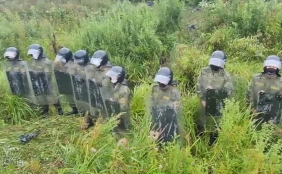 ForPost - Новости : Белоруссию обвинили в провокации на границе. Видео