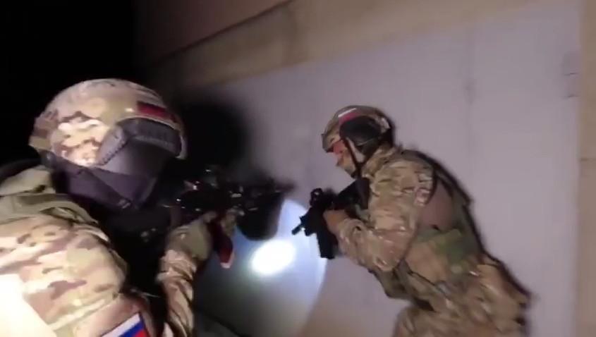 ForPost - Новости : Террористическая ячейка в Севастополе пыталась «строить халифат»