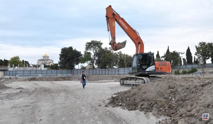 ForPost - Новости : Сколько времени остается у археологов для изучения окрестностей Херсонеса