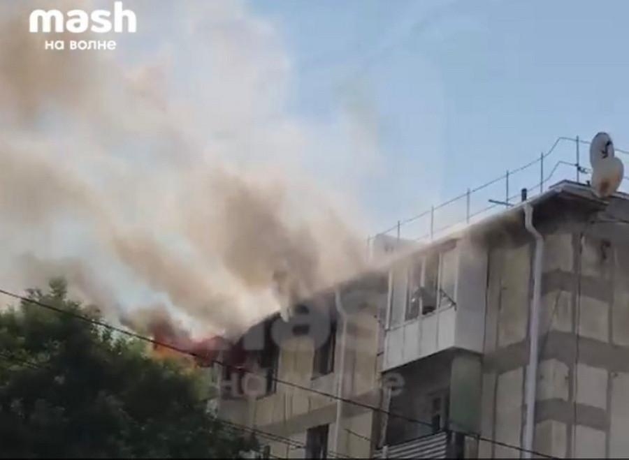 ForPost - Новости : На пожаре в Севастополе погиб человек