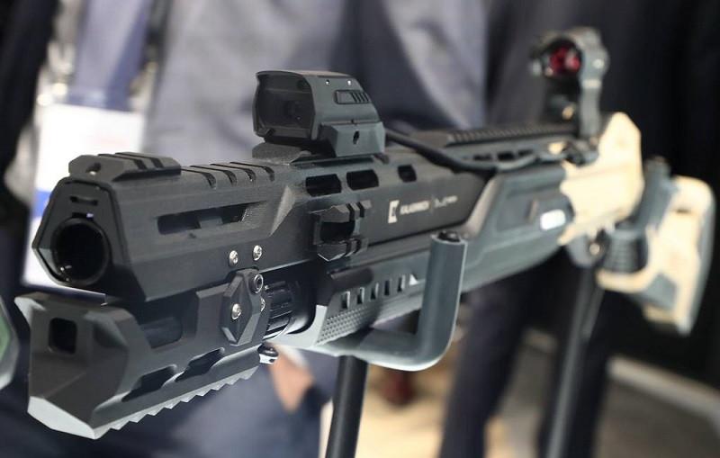 «Калашников» выпустил умное ружьё для смартфонов