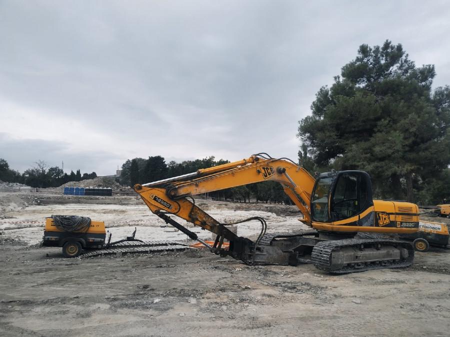 ForPost - Новости : Известна стоимость масштабных раскопок на территории пригорода Херсонеса