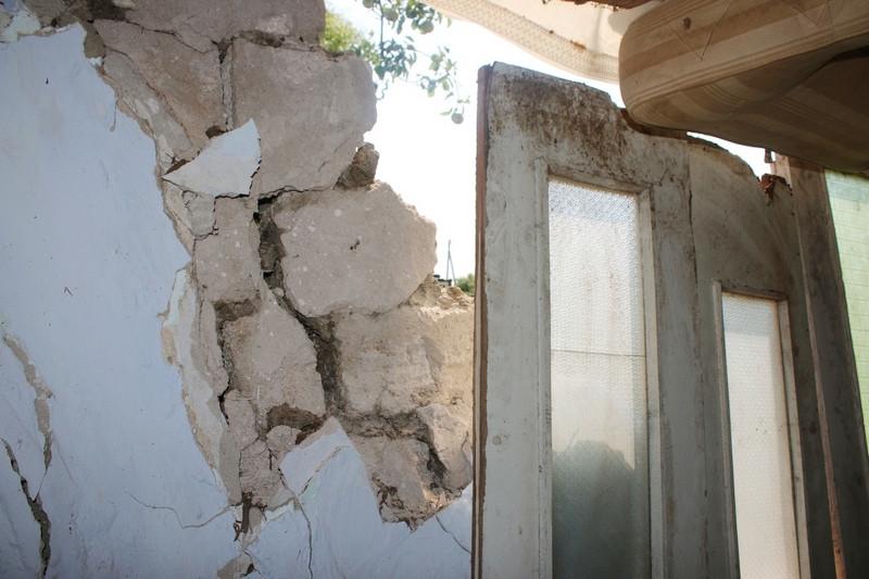 ForPost - Новости : «Меня не прибило, я в углу сидел»: дожди развалили дом 84-летнего крымчанина