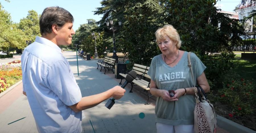 ForPost - Новости : Что думают в Севастополе о «Крымской платформе»