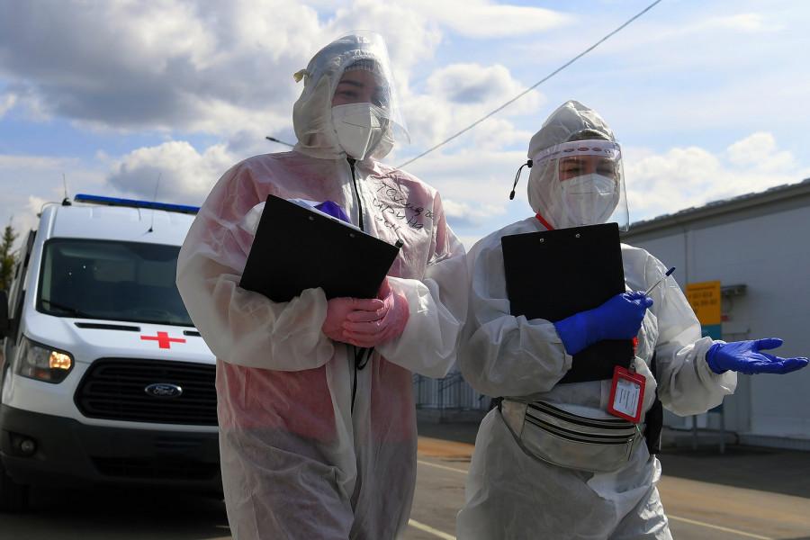 ForPost - Новости : Число новых случаев коронавируса в Севастополе слегка снижается