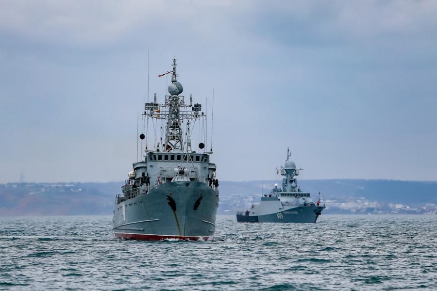 ForPost - Новости : «Думают, что владеют миром»: британцы о заявлении российского посла про Чёрное море