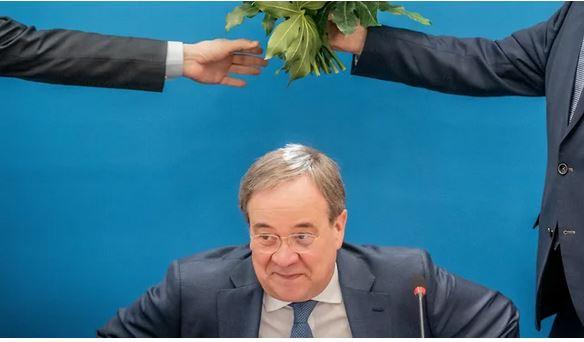ForPost - Новости : Рейтинг партии ХДС стремительно падает накануне выборов в Германии