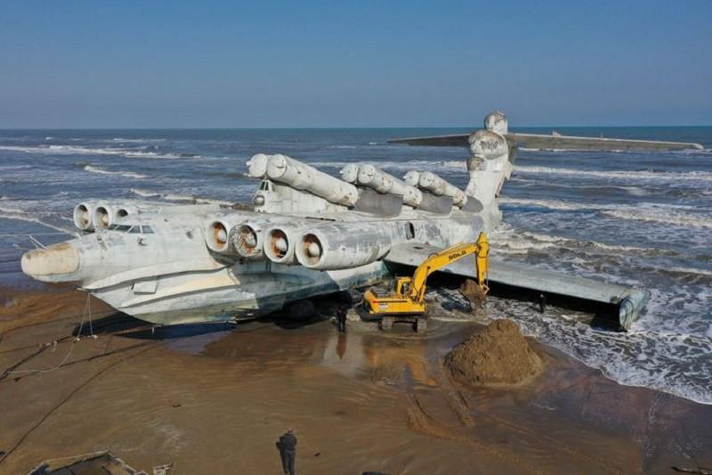 ForPost - Новости : В Америке решили воссоздать «морского монстра» СССР