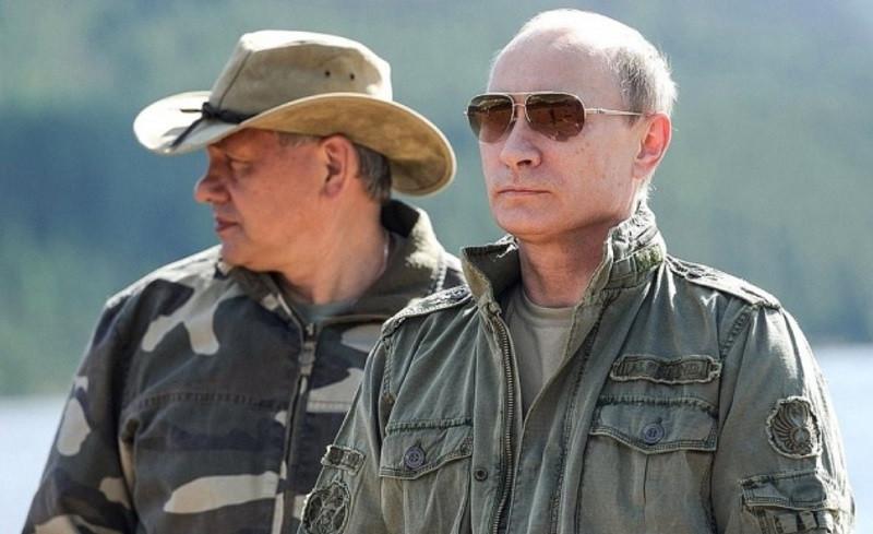 ForPost - Новости : Шойгу ответил на вопрос об отношениях с Путиным