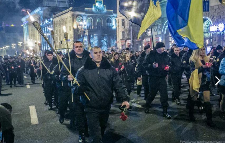 ForPost - Новости : Националисты требуют от Зеленского отказаться от Минских соглашений