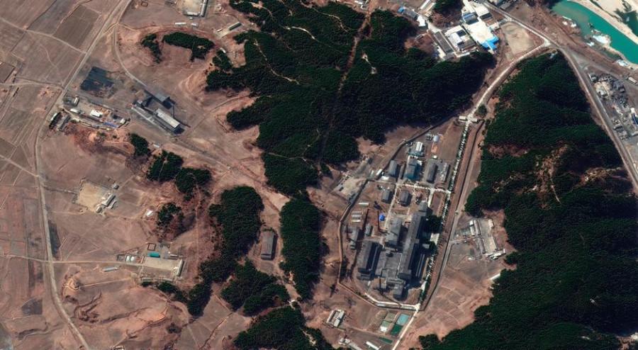 ForPost - Новости : Северная Корея тайно производит ядерные боеголовки?