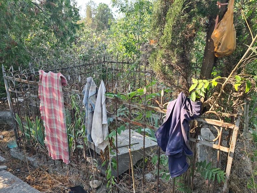 ForPost - Новости : Севастопольское кладбище ужасает не только мистиков