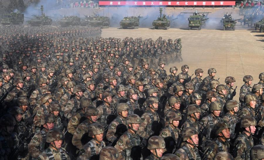 В США рассказали, почему Китай опаснее России