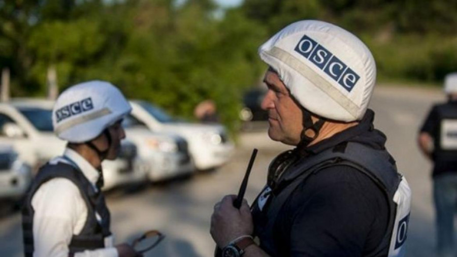 ForPost - Новости : Россия не будет продлевать мандат наблюдателей ОБСЕ на пунктах пропуска границы с Украиной