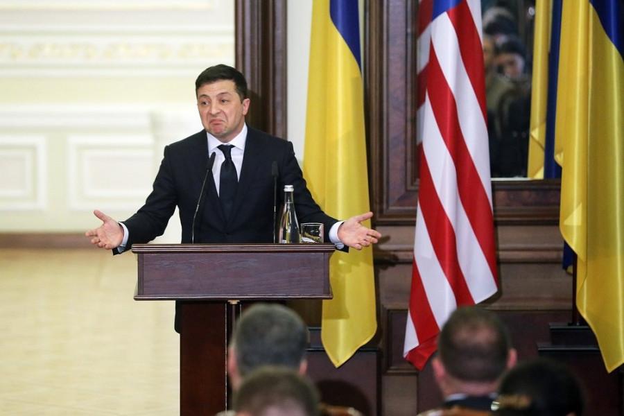 ForPost - Новости : Голубая мечта для Украины: что Зеленский действительно получил от Байдена