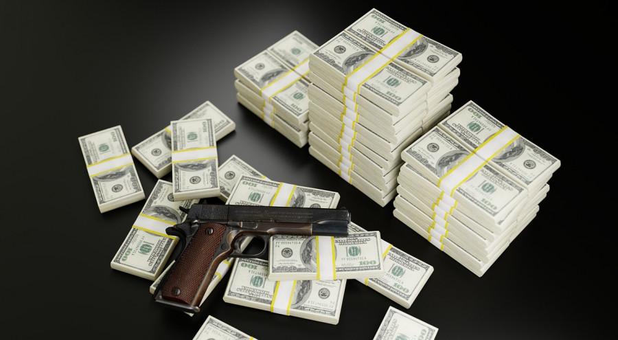 ForPost - Новости : В США предложили платить бандитам, чтобы те воздержались от преступлений
