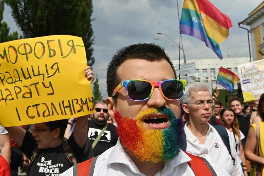 ForPost - Новости : Украина пообещала США наказывать жестче за насилие против ЛГБТ