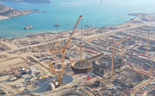 ForPost - Новости : Зеленский объявил о строительстве компанией из США пяти энергоблоков АЭС